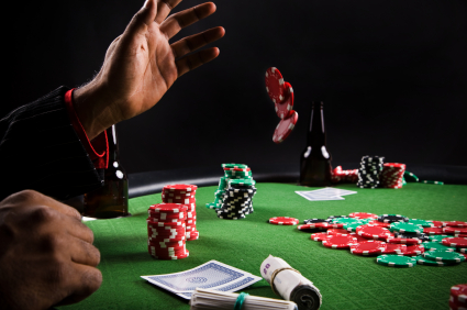 Tuesdays – Poker Night